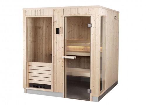 Prezentare produs Sauna traditionala (uscata) TYLO - Poza 4