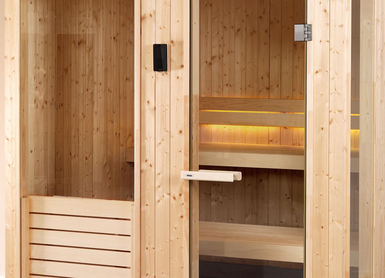 Sauna traditionala (uscata) TYLO - Poza 5