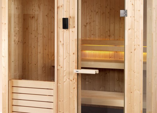 Prezentare produs Sauna traditionala (uscata) TYLO - Poza 5