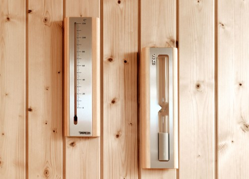 Prezentare produs Sauna traditionala (uscata) TYLO - Poza 8