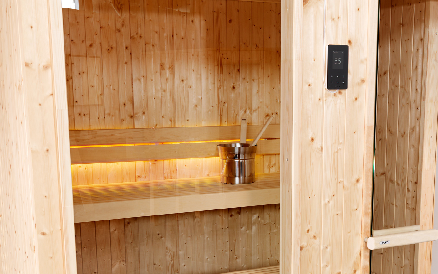 Sauna traditionala (uscata) TYLO - Poza 9