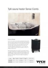 Cuptor electric mixt pentru saune Wellness TYLO