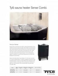 Cuptor electric mixt pentru saune Wellness