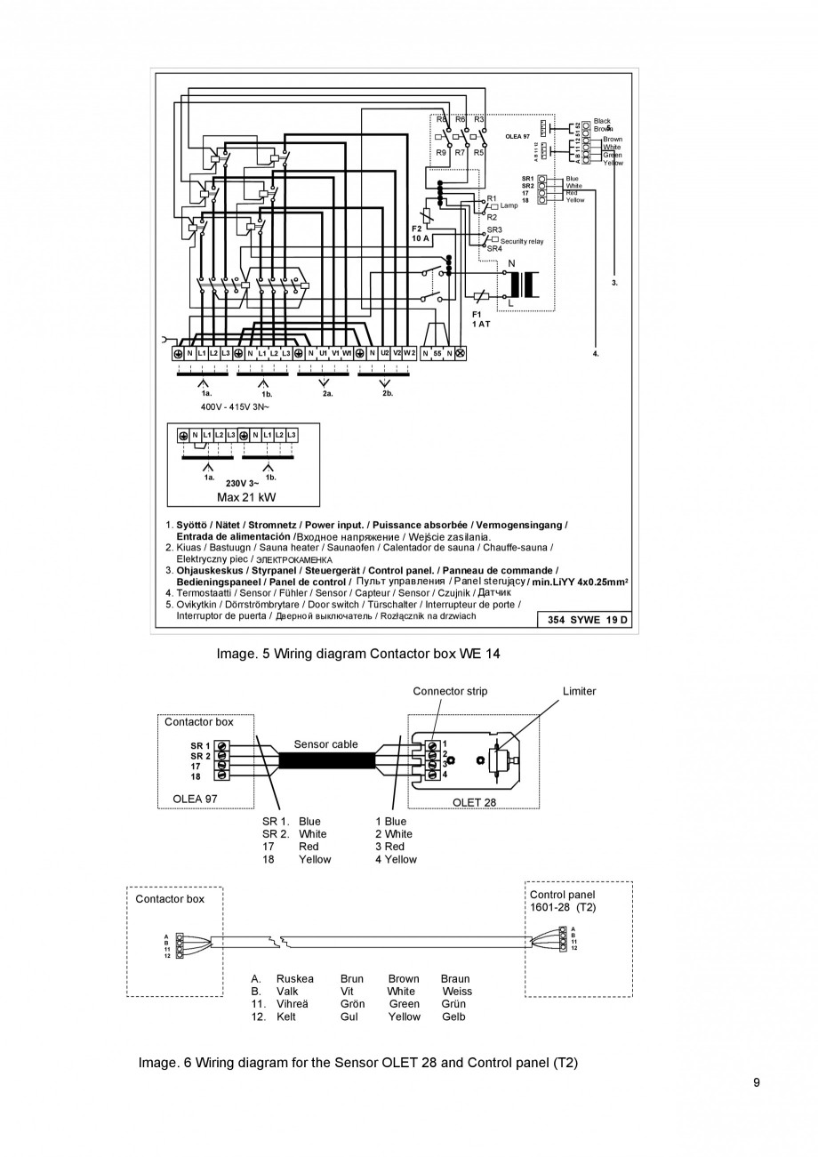 Tylo Sauna Wiring Diagram Download Diagrams Instructiuni Montaj Utilizare Cuptor Electric Pentru Diy Heater