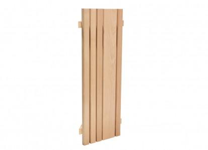 Solutii de iluminare pentru saune / Abajur din lemn de plop pentru lampi de perete