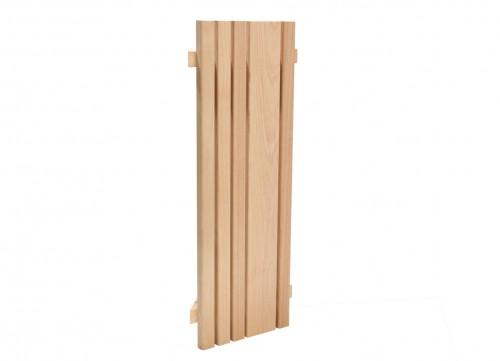 Prezentare produs Abajur din lemn de plop pentru lampi de perete TYLO - Poza 1