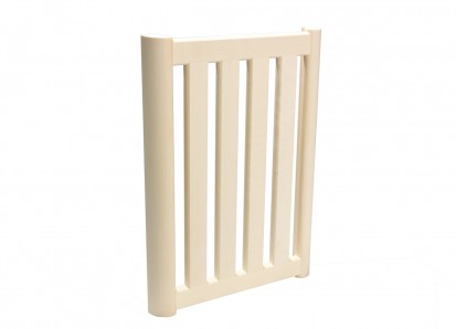 Solutii de iluminare pentru saune / Abajur elegant din lemn de plop pentru lampi de perete de 40 W