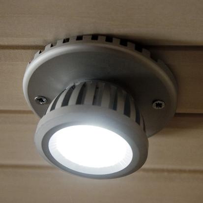 Solutii de iluminare pentru saune / Iluminare pe baza de led pentru saune traditionale - Putere 3 kW -2