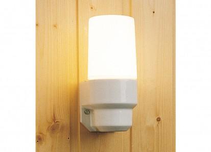 Solutii de iluminare pentru saune / Lampa de perete pentru saune - 40 W