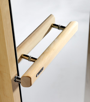 Prezentare produs Usa pentru saune tip DGB 2 TYLO - Poza 5