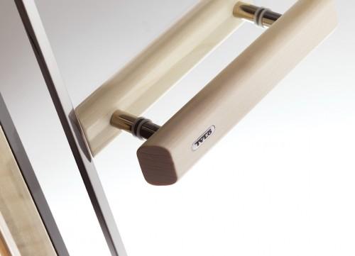 Prezentare produs Usa pentru saune tip DGL 2 TYLO - Poza 7