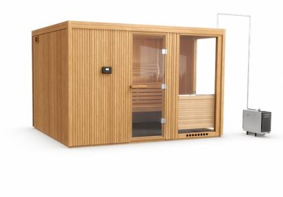 Generatoare de aburi pentru saune / Generator de abur pentru baia de aburi - VA 2