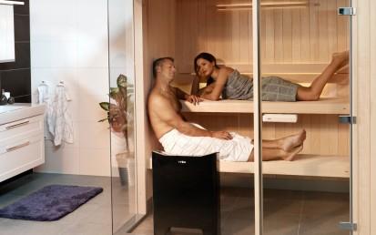Cuptor electric pentru saune / Cuptor electric pentru saune - Expression