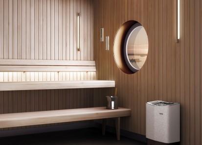 Cuptor electric pentru saune / Cuptor electric pentru saune - Sense Plus