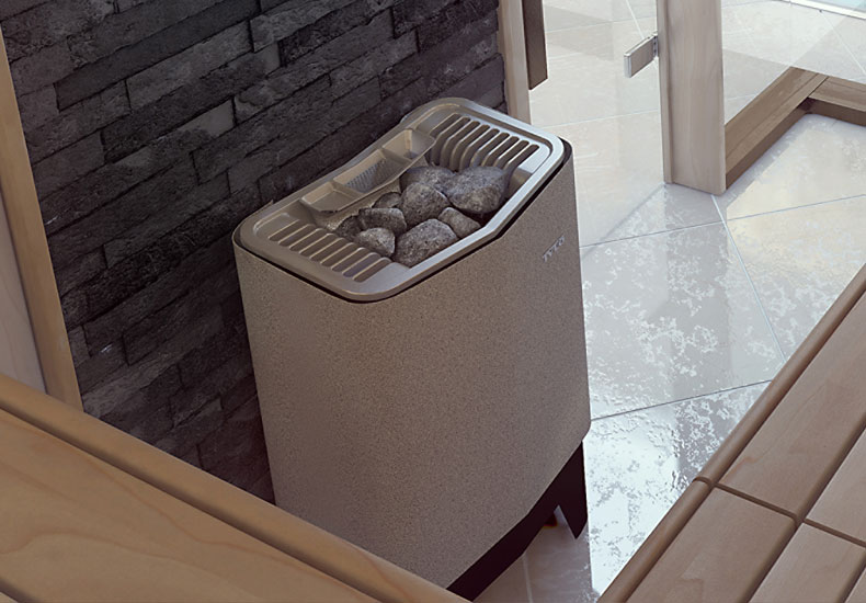 Cuptor electric pentru saune TYLO - Poza 2