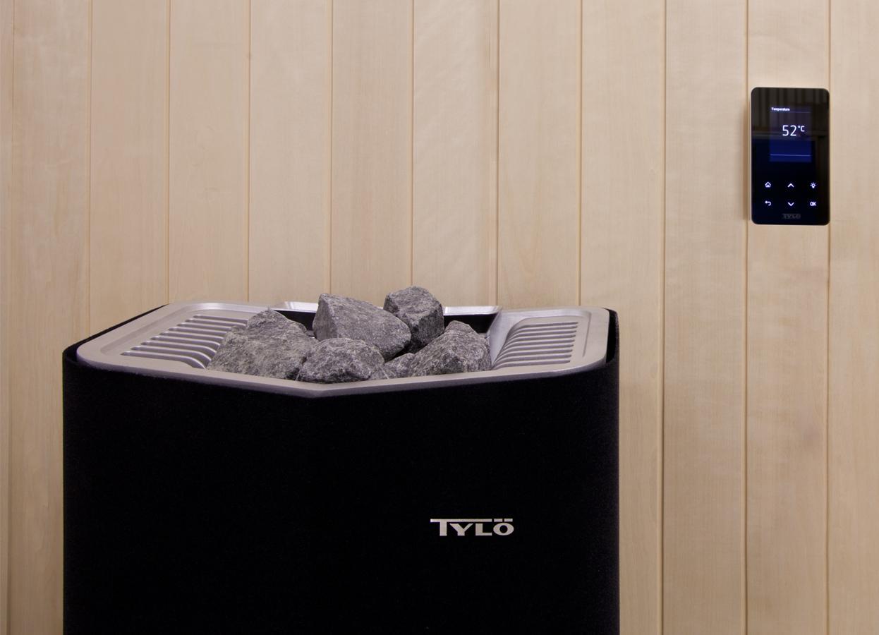 Cuptor electric MIXT pentru saune Wellness TYLO - Poza 1