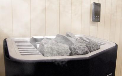 Cuptor electric MIXT pentru saune Wellness / Cuptor electric mixt pentru saune Wellness - Sense Combi 3
