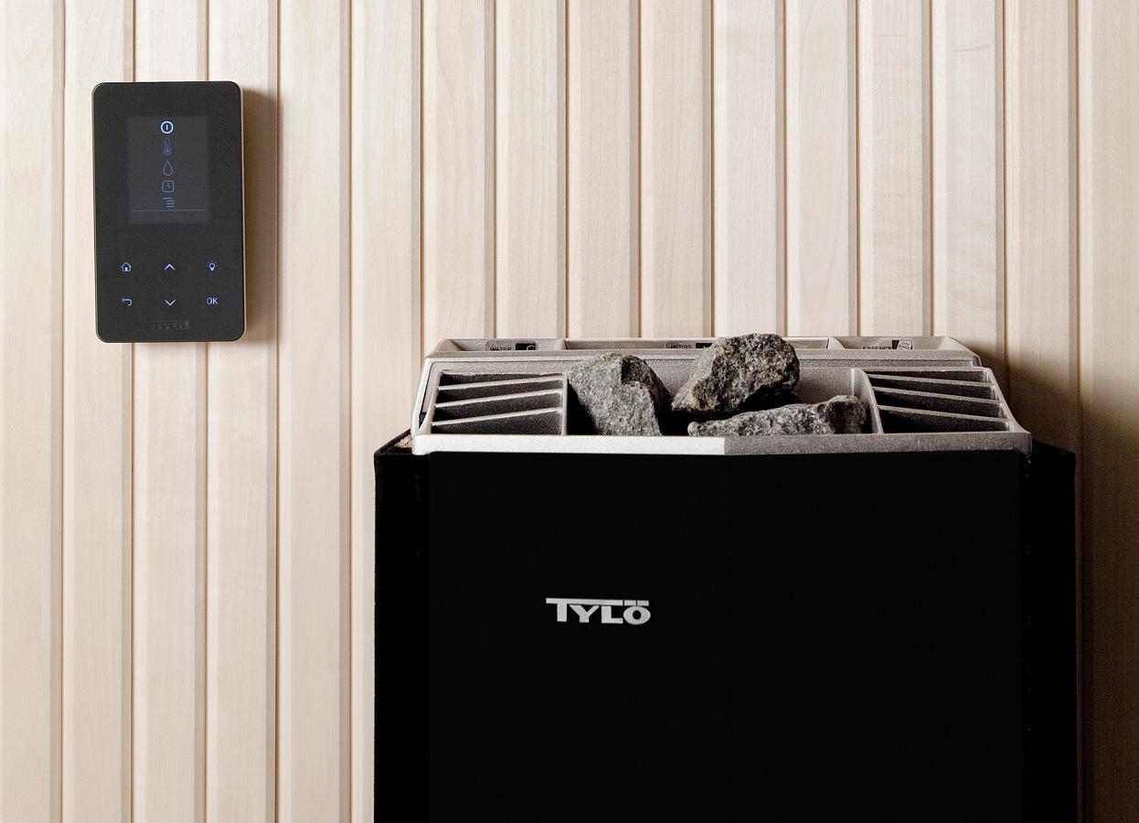Cuptor electric Mixt pentru saune TYLO - Poza 1
