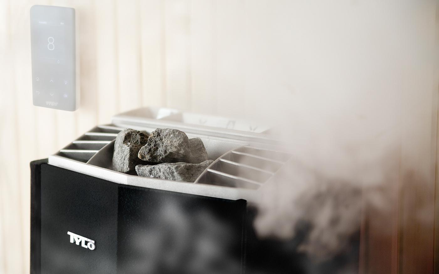 Cuptor electric Mixt pentru saune TYLO - Poza 3