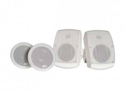 Accesorii pentru Spa / Boxe pentru saune - special confectionate pentru a rezista la temperaturi ridicate