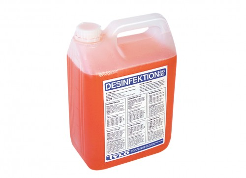 Prezentare produs Dezinfectant - 5 litri, fara efecte secundare TYLO - Poza 25