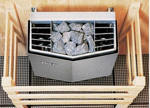 Prezentare produs Grilaj protector pentru incalzitor saune TYLO - Poza 9