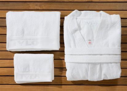 Accesorii pentru Spa / Kimono si proasoape pentru sauna din bumbac egiptean, puternic absorbante