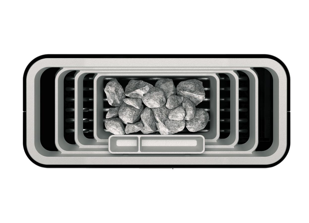 Cuptor electric pentru saune mari (Domeniul public) - Expression 1 TYLO - Poza 8