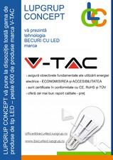 Becuri cu led V-TAC