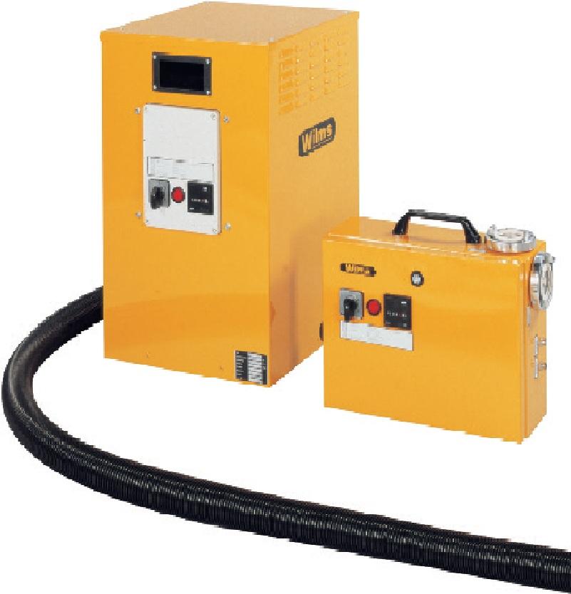 Generatoare de aer cald Wilms - Poza 13
