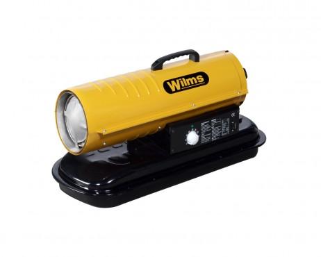 Prezentare produs Generatoare de aer cald Wilms - Poza 3