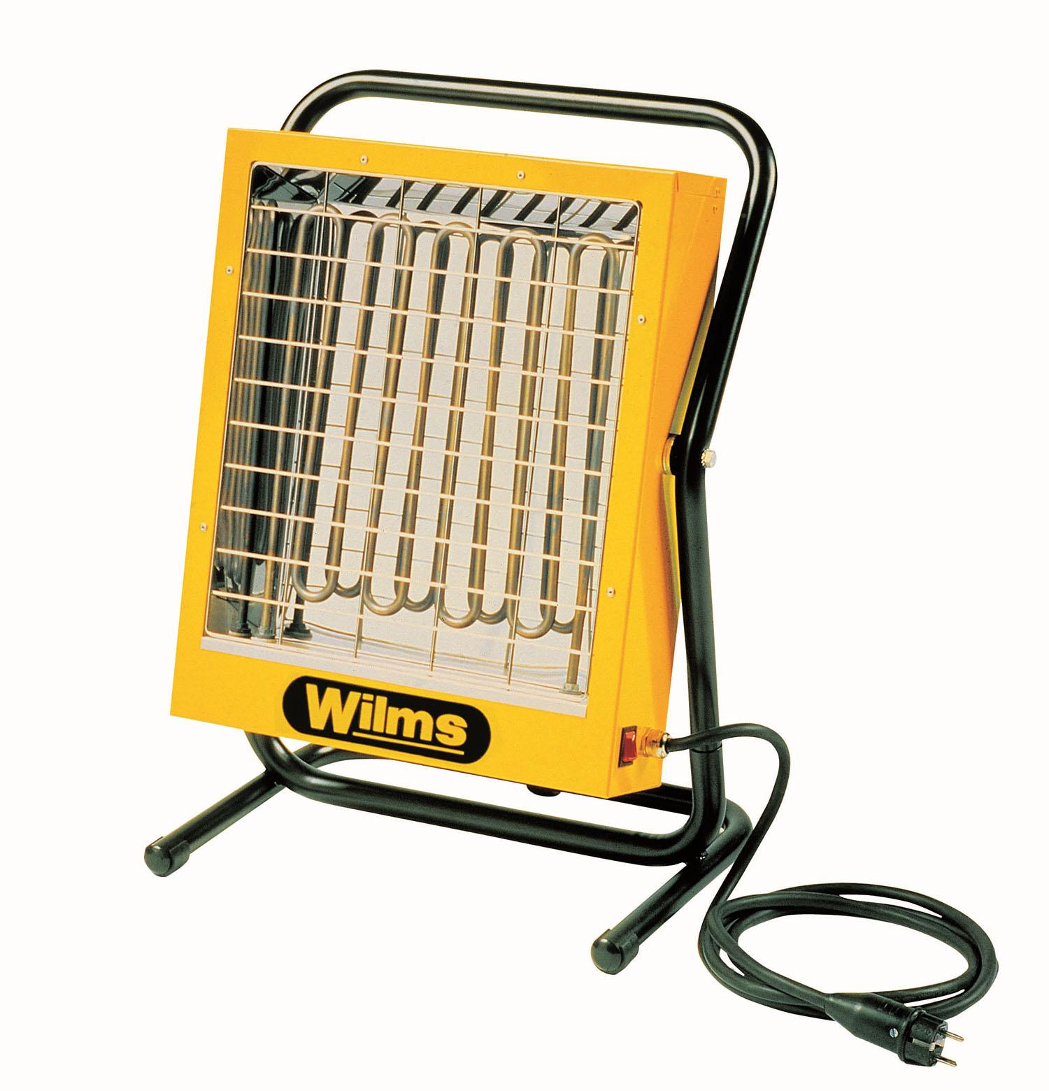 Generatoare de aer cald Wilms - Poza 10