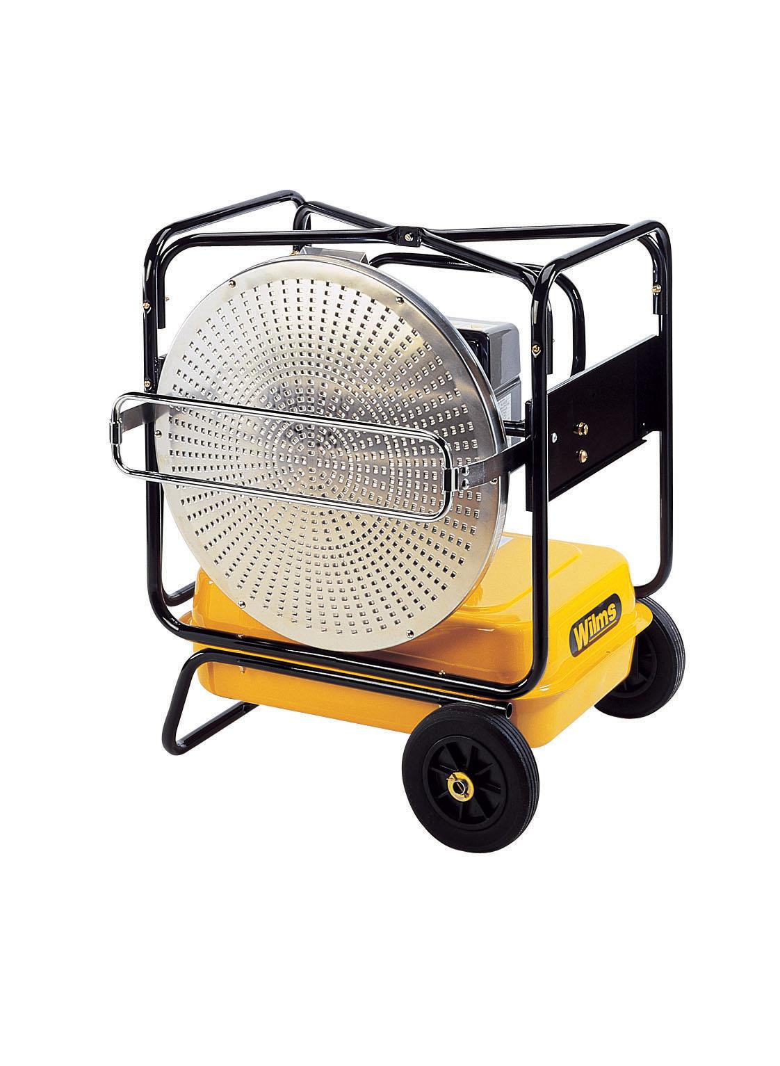 Generatoare de aer cald Wilms - Poza 11