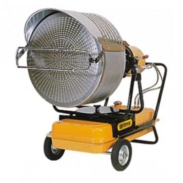 Prezentare produs Generatoare de aer cald Wilms - Poza 12