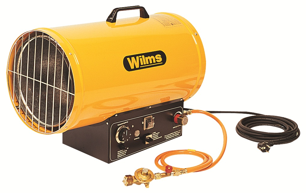 Generatoare de aer cald Wilms - Poza 4
