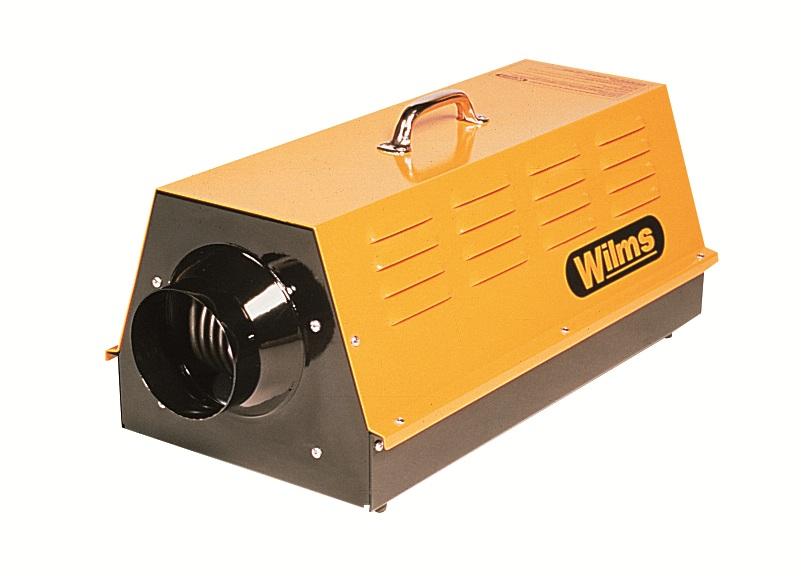 Generatoare de aer cald Wilms - Poza 9