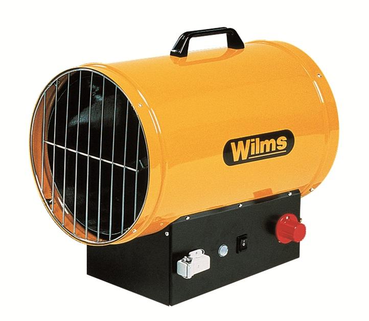 Generatoare de aer cald Wilms - Poza 5