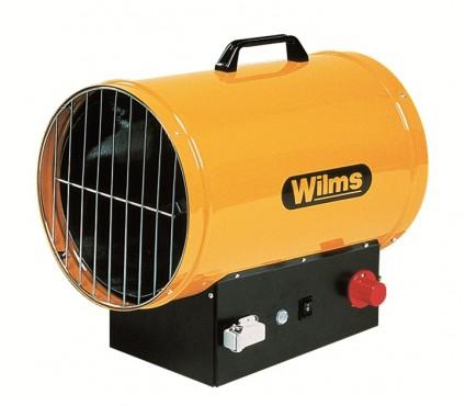 Prezentare produs Generatoare de aer cald Wilms - Poza 5