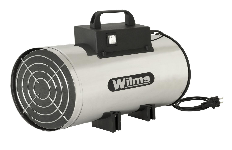 Generatoare de aer cald Wilms - Poza 6