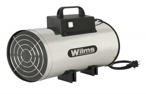 Prezentare produs Generatoare de aer cald Wilms - Poza 6