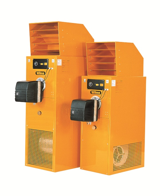 Generatoare de aer cald Wilms - Poza 8