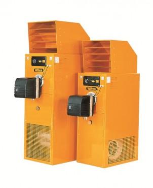 Prezentare produs Generatoare de aer cald Wilms - Poza 8