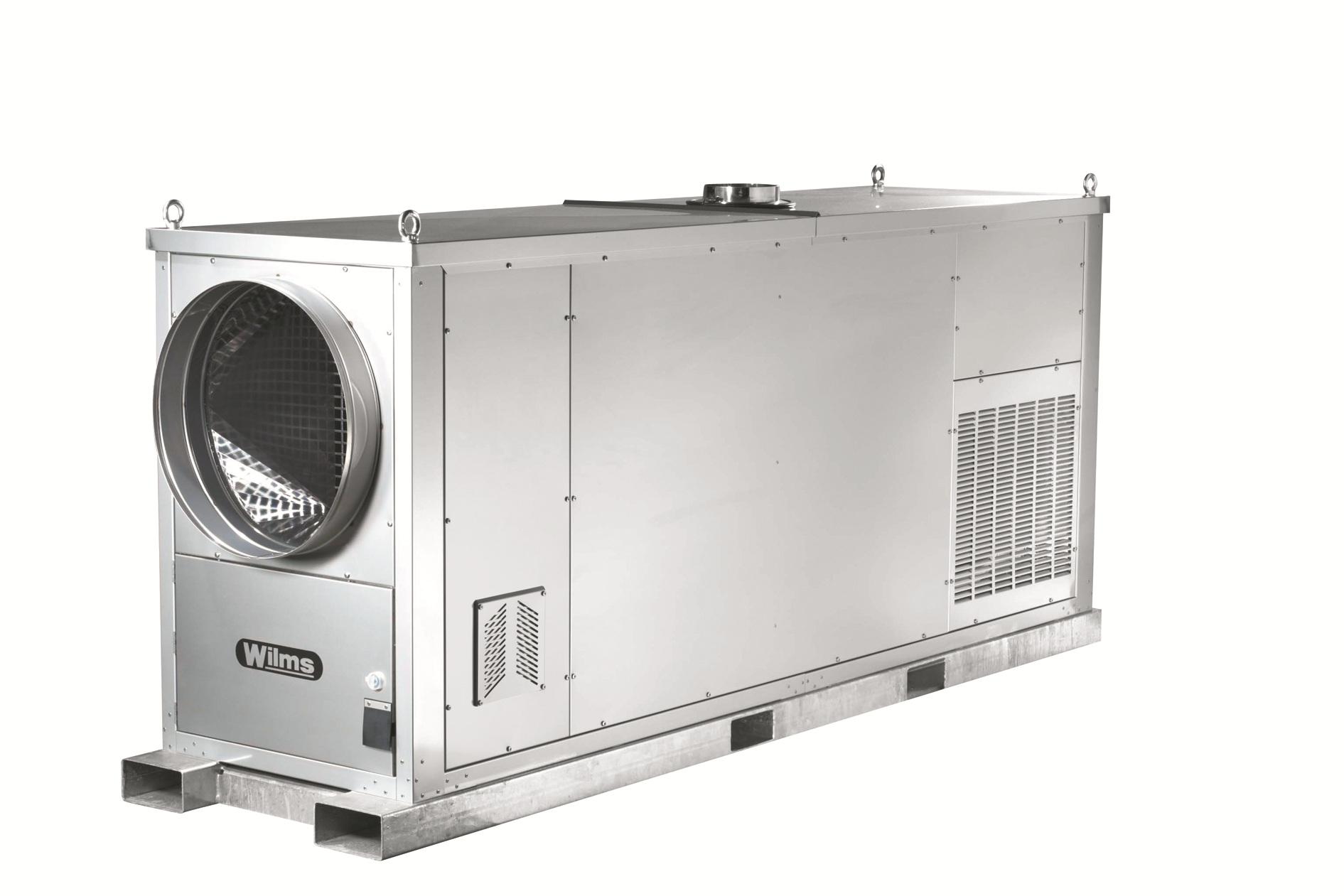 Generatoare de aer cald Wilms - Poza 7