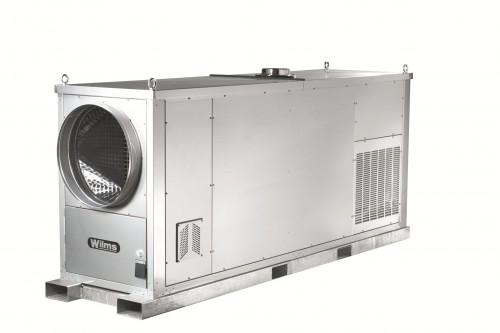 Prezentare produs Generatoare de aer cald Wilms - Poza 7