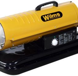Generatoare de aer cald cu combustie electrica, diesel, gaz, ulei Wilms
