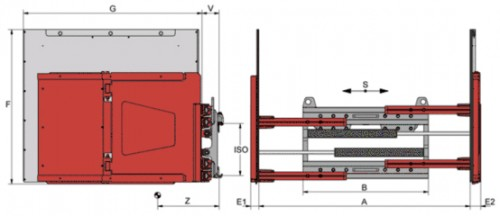 Prezentare produs Desene tehnice clampuri, sisteme de strangere KAUP - Poza 4