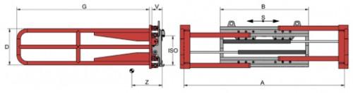 Prezentare produs Desene tehnice clampuri, sisteme de strangere KAUP - Poza 6