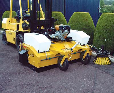 Exemple de utilizare Maturi hidraulice MULTI SWEEP - Poza 2