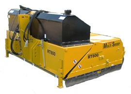 Exemple de utilizare Maturi hidraulice MULTI SWEEP - Poza 5