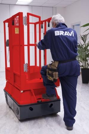 Platforme mobile  BRAVI - Poza 6
